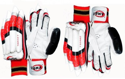 Sigma Target Batting Gloves (XS, White)