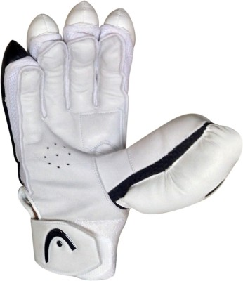 Head Speed Youth Batting Gloves (M, Black, White)