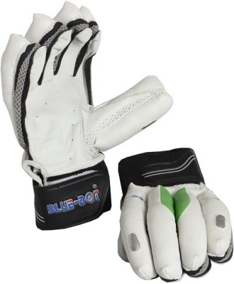 Blue dot match Batting Gloves (Men, Multicolor)