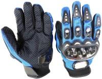 Pro Biker Bike Racing Motorcycle Riding Gloves (XL, Blue) - SGEE45X58GQZGXRX