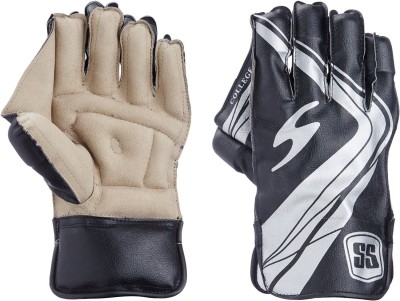 SS College Wicket Keeping Gloves (Men, Multicolor)