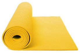 Cosco Yoga Mat Power Yoga Yellow