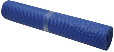 Physique 6mm Exercise & Gym, Yoga Mat Blue, 6 mm