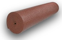 Satcap Obsessions Yoga And Exercise Anti-Skid With Soft Surface Mat L W 61*173 CM-Brown Yoga Brown 0.5 Mm