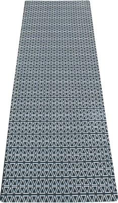 Aerolite Jaipuri Triangle Yoga Olive 8 mm
