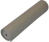 Neo Gold Leaf Premium Yoga Mat Zipper Exercise & Gym Gray 4 Mm