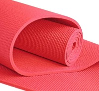 Pasricha Sports And Fitness Anti Skid Exercise & Gym, Yoga Red 4 Mm