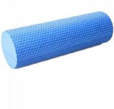 Iso Solid Foam Roller Yoga Blue 19 mm