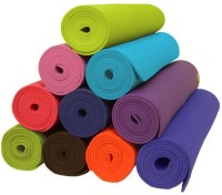 ShopSince Yoga And Exercise Mat (4mm) Yoga Multi 4 Mm