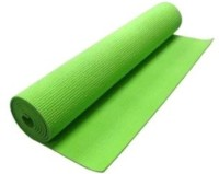 Satwa Yoga Mat With Cover Exercise & Gym Green 4 Mm