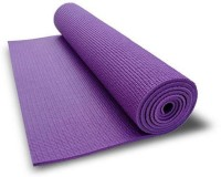 Neo Gold Leaf Premium Yoga Mat Zipper Exercise & Gym Purple 4 Mm