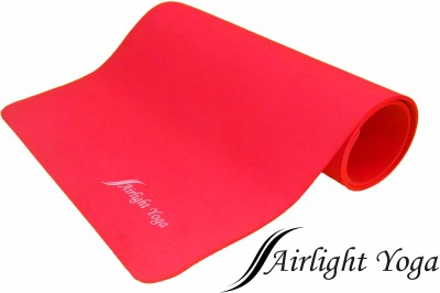 Airlight 10mm Rubberized 5 Feet Yoga Red 10 mm