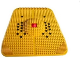 Percare Powermat 2000 Equipment Yellow 3 mm
