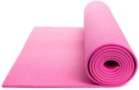 Satwa Yoga Mat With Cover Exercise & Gym Pink 6 Mm