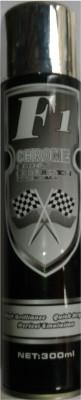 F1 Mettalic Chrome Spray Paint 300 ml