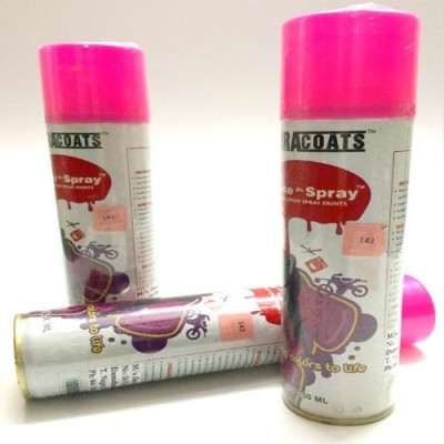 KUBER STORES Pink Spray Paint 250 ml