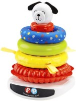 Fisher Price Roly Poly Rock A Stack (Multicolor)