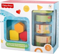Fisher-Price My First Lovely Hide And Seek Tree Puzzle (Multicolor)