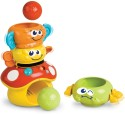 B Kids Drop N? Roll Bugs Educational Toy For Toddlers - Multicolor