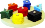 Kinder Creative Stacking Toys Kinder Creative Sorting Shapes and Colors