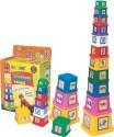 Girnar Stacking Tower - Multicolor