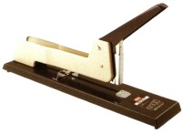 Max General Staplers Brown