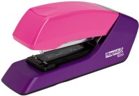 Rapid Supreme Manual Staplers Pink and Purple