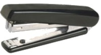 Kangaro Manual Staplers Set of 2, Black