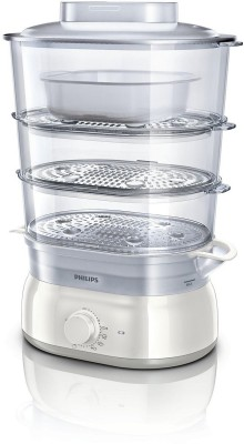 Philips Food Steamer Plastic Steamer Image