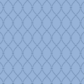 Decorze Blue Wall Decor MS-12 Geometric Stencil