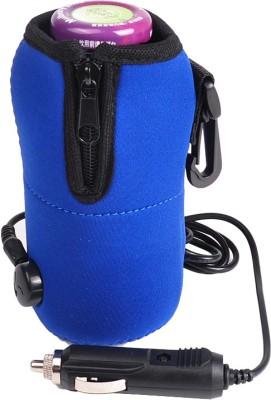 Bs Spy Universal Travel For Baby Kids Food Milk Bottle Cup Bottle Warmer Heater Hot - 1 Slots (Blue)