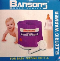 Bansons Electric Baby Feeding Bottle Warmer - 1 Slots (Multi)