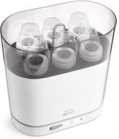 Philips Avent 4-In-1 Electric Steam Sterilizer - 6 Slots (White)