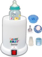 Littles Paradise CuteBaby Senior (5 In1) Instant Bottle Warmer - 1 Slots (white)