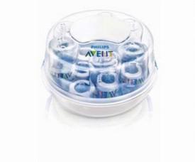 Philips Avent Express Microwave Steriliser - 6 Slots
