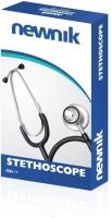 Newnik ST301 Acoustic Stethoscope (Black)