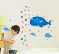 Wow Interiors Large Wall Sticker Sticker (Pack Of 1)