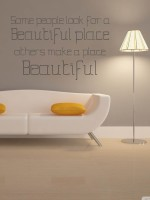 Trends On Wall Medium Quotes Sticker (Pack Of 1)