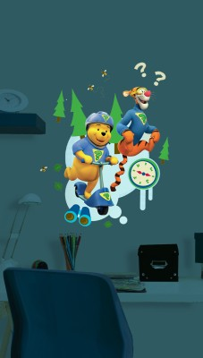 Decofun Pooh & Friends Maxi Sticker - 41322 Wall Sticker