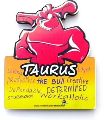 Homeblendz Taurus Fridge Magnet Sticker