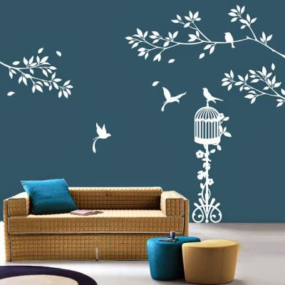 50% off on destudio destudio birds paradise one wall stickers