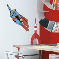 Decofun Superman Foam Decor - 23532 Wall Sticker