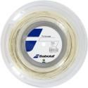 Babolat 243104-128 Pro Hurricane 1.30-16 Tennis String - 200 M - Beige