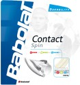 Babolat Contact Spin Tennis String - 12 M - White Spiral