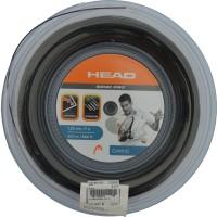 Head Sonic Pro 17 Tennis String - 200 M (Black)