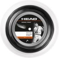 Head Sonic Pro Edge Reel 16 Tennis String - 200 M (Grey)