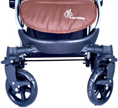R for Rabbit The Designer Pram (Brown)
