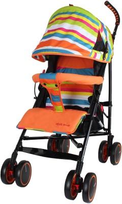 abdc kids ABDC KIDS BABY PRAM _ STROLLER (Multicolor)