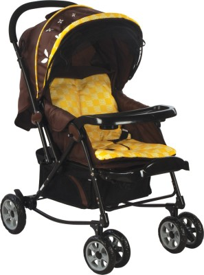Mee Mee Baby Pram (Yellow)