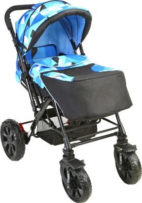 Luvlap Elegant Baby Stroller (Blue)